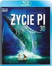 Życie Pi 3D Blu-Ray) Ang Lee