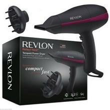 REVLON Suszarka do włosów Revlon Tempest Power + szczotka do włosów