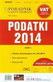 Infor Podatki 2014/6 Część 3 - Infor