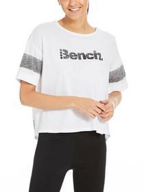 Bench koszulka Cropped Tee Bright White WH11185)