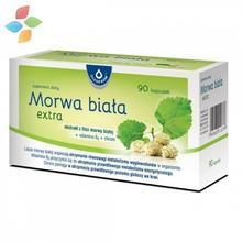 Oleofarm Morwa biała extra 90 kapsułek