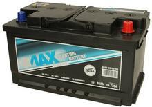 4MAX ECOLINE - 80Ah 720A P+