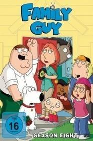 20th Century Fox Family Guy, 3 DVDs. Season.8
