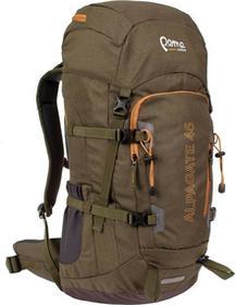 Peme Plecak trekkingowy Alpagate 45 Brązowy 5902659840950