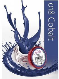Semilac UV Gel Color 018 Cobalt 5ml Żel UV do paznokci 5902533440245