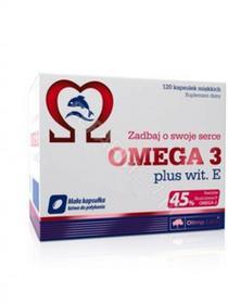 Olimp LABS omega 3 plus witamina E x 120 kaps