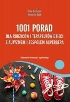 Wydawnictwo Uniwersytetu Jagiellońskiego 1001 porad dla rodziców i terapeutów dzieci z autyzmem i zespołem Aspergera - Ellen Notbohm, Zysk Veronica