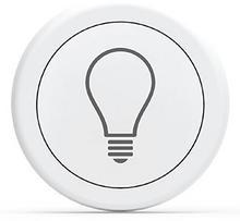 Flic Bezprzewodowy Single Smart-Button biały RTLP003