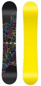 Gravity snowboard Spitt 4949)
