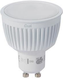 Żarówka LED GU10 6 5 W 345 lm RGB GU10 ID35S