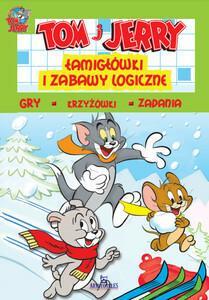 Arystoteles Tom i Jerry, Łamigłówki i zabawy logiczne - Opracowanie zbiorowe