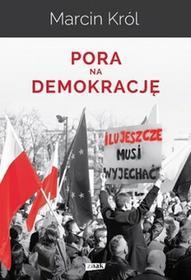 Znak Pora na demokrację - Marcin Król