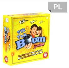 Piatnik Tik Tak Bum Junior (nowe wydanie) - ekspresowa wysyłka i bezpieczeństwo zakupów  21 dni na zwrot.
