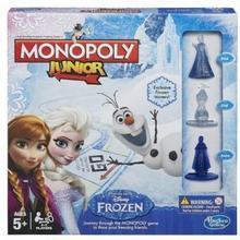 Trefl Monopoly junior Frozen Kraina Lodu