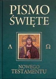 Pismo Św. Nowego Testamentu / zielony - Praca zbiorowa