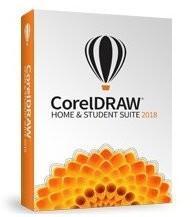Corel CorelDRAW Home&Student Suite 2018 PL