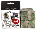 Instax Mini instant film 10x4