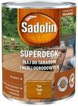 Sadolin Impregnat Olej Superdeck Tek 0.75 L