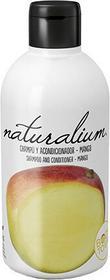 Naturalium Szampon z odżywką Mango 400 ml