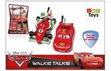 IMC Toys Cars Auta Walkie-Talkie Francesco/Mc Queen 250291
