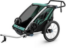 Thule Chariot Lite 2, Wózek - przyczepka rowerowa, Morski/Czarny