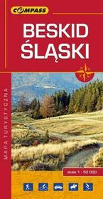 Wydawnictwo Compass Beskid Śląski mapa turystyczna, 1:50 000 - Compass