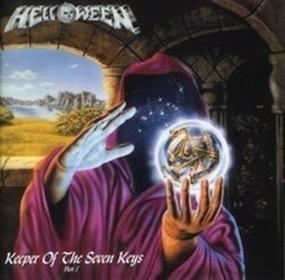 Keeper of the Seven Keys Part I CD) Helloween