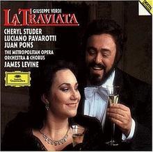 The Metropolitan Opera Orchestra Verdi La Traviata