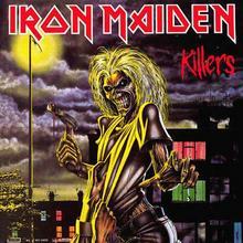 Killers CD) Iron Maiden