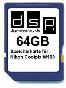 DSP Memory parent for Nikon Coolpix W100 64GB Z-4051557438255
