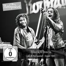Black Uhuru Live At Rockpalast CD/DVD) Digipack)