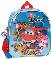 8adabf0818552 Dodaj do porównania Super Wings Wings-plecak dla dzieci, 25 cm, 5.75  litrów, niebieski (