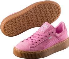 Puma buty Suede Platform Jr Prism Pink 36