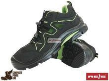 Reis BCA-BREMA-S1P SRC - obuwie bezpieczne typu sandał, podnosek, skóra nubuck z siateczką - 38-48.