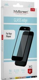 MYSCREEN Protector Protector L!TE Glass Edge Huawei P10 złoty 1595450000