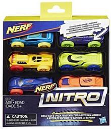 Hasbro Nerf Nitro Foam Car pack 2 C3173 / C3171 C3173 / C3171