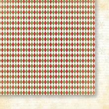 Papier Wesołych Świąt 30,5x30,5 cm - 06