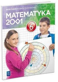 WSiP praca zbiorowa Matematyka 2001. Klasa 6. Zbiór zadań