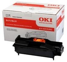 OKI Bęben drukujący [44574302] black oryginalny
