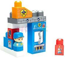 Mega Bloks Małe zestawy tematyczne Mega Bloks (komisariat) DYC54 DYC56