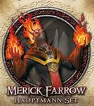 Fantasy Flight Games Descent 2. Edition:  merick farrow gerharta zestaw-wersja niemiecka
