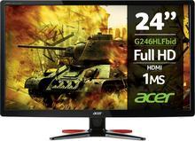 "Acer G246HLFBID 24"" czarny"