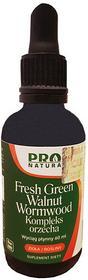Now Foods Green Walnut Kompleks Orzecha wyciąg płynny 60 ml - suplement diety USA