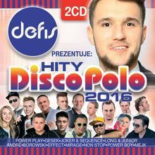 Wydawnictwo Folk Hity Disco Polo 2016 - Defis prezentuje 2CD