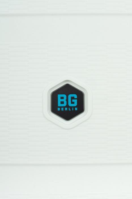 BG BERLIN Walizka kabinowa S mała antywłamaniowa ZIP2 36710
