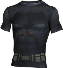 Suit Koszulka męska SS Under Armour Batman)