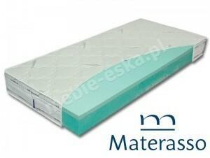 Materasso Viscogreen Lux 140x200