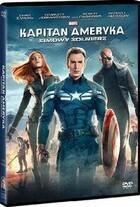 Kapitan Ameryka Zimowy żołnierz DVD