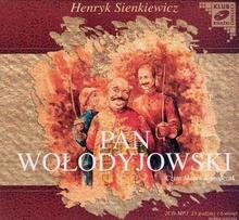 MTJ Agencja Artystyczna Pan Wołodyjowski (audiobook CD) - Henryk Sienkiewicz