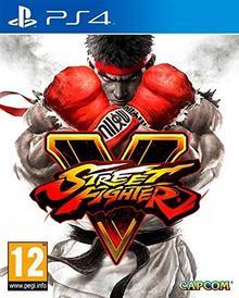 Street Fighter V Steelbook Edition PS4